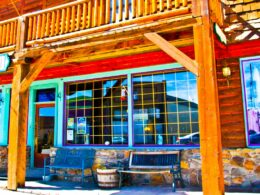 Hand Hotel Bed & Breakfast in Fairplay, Colorado
