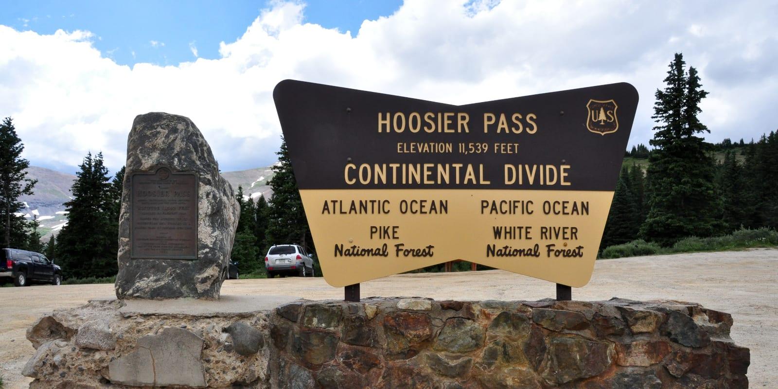 Hoosier Pass, CO