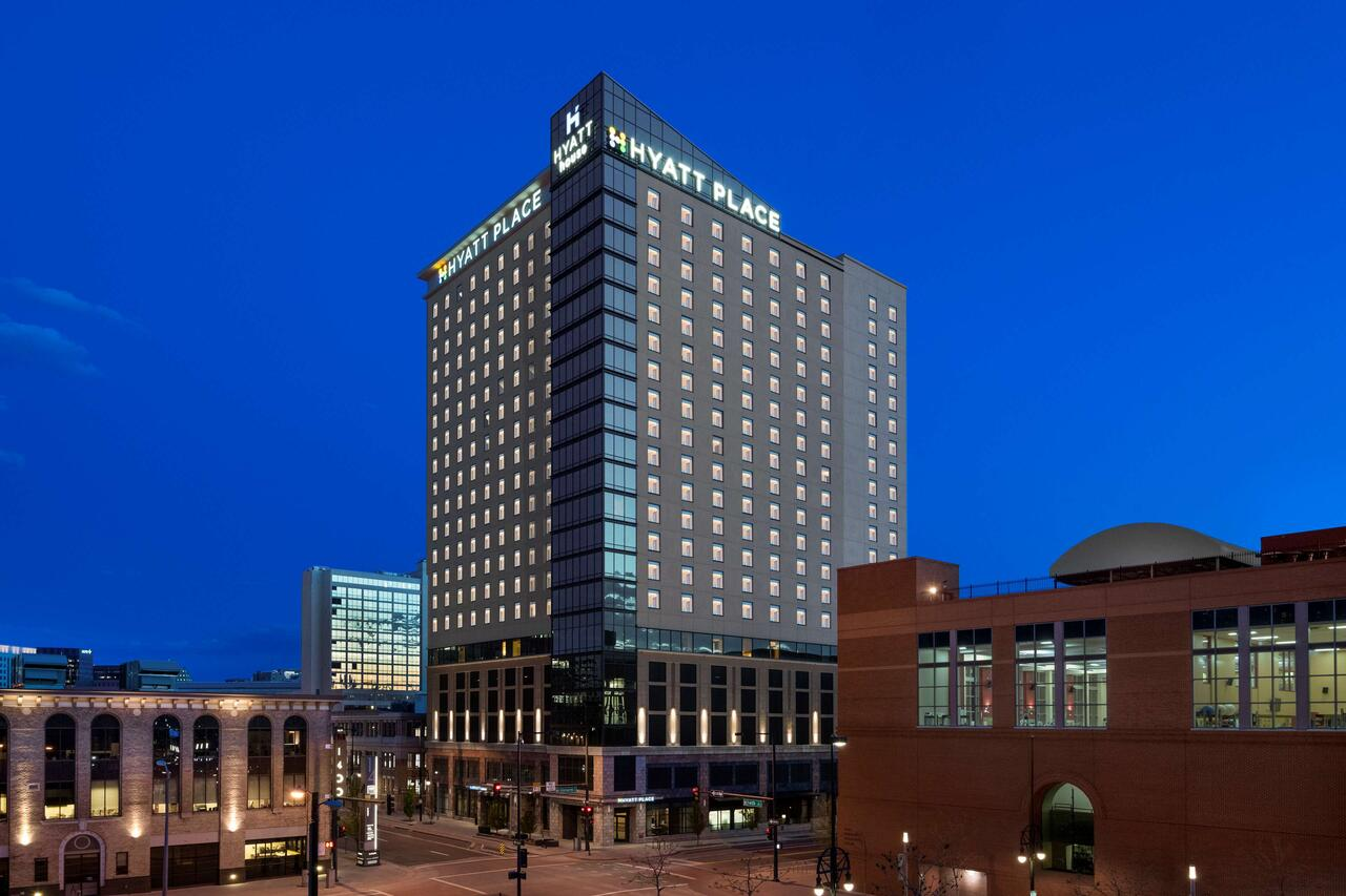 Hyatt House Denver/Downtown, CO