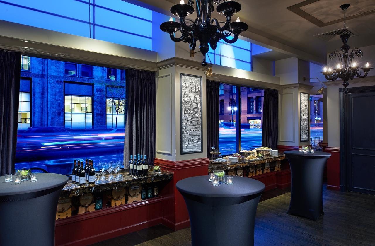 Dining choice at Kimpton Hotel Monaco Denver, CO