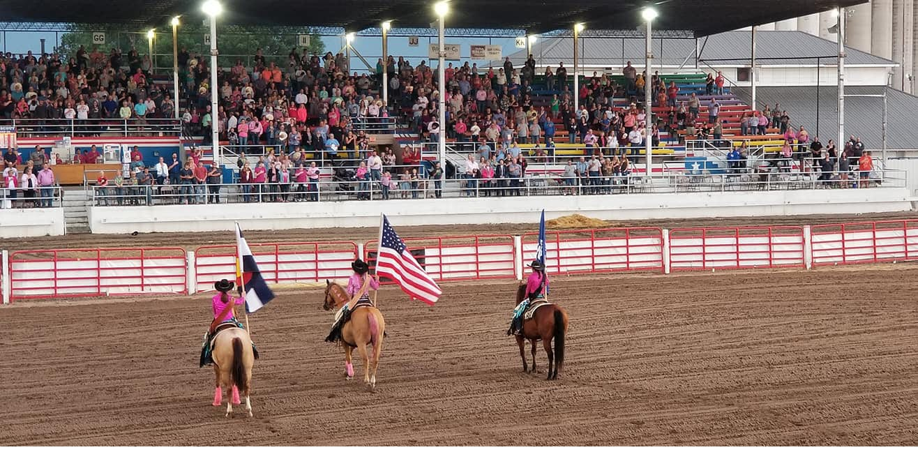 Kit Carson County Fair & Pro Rodeo, CO