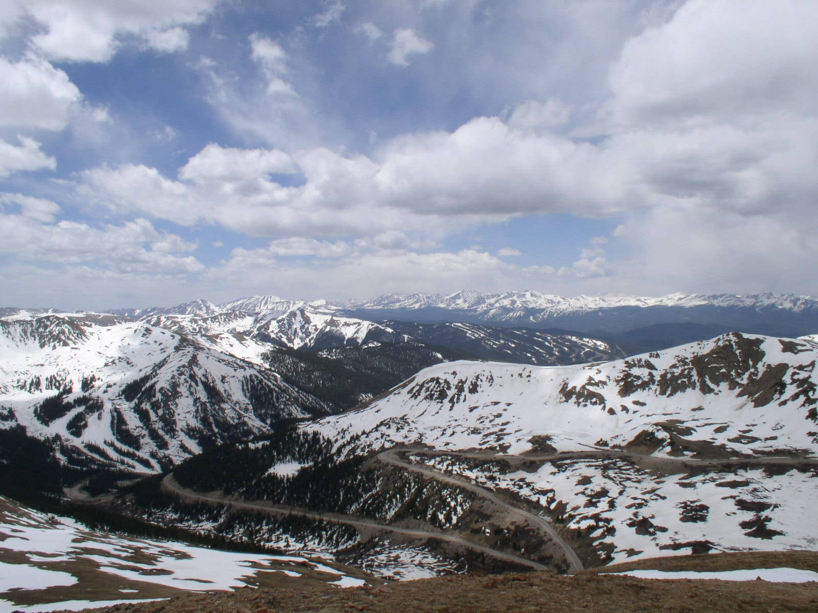 Loveland Pass, CO