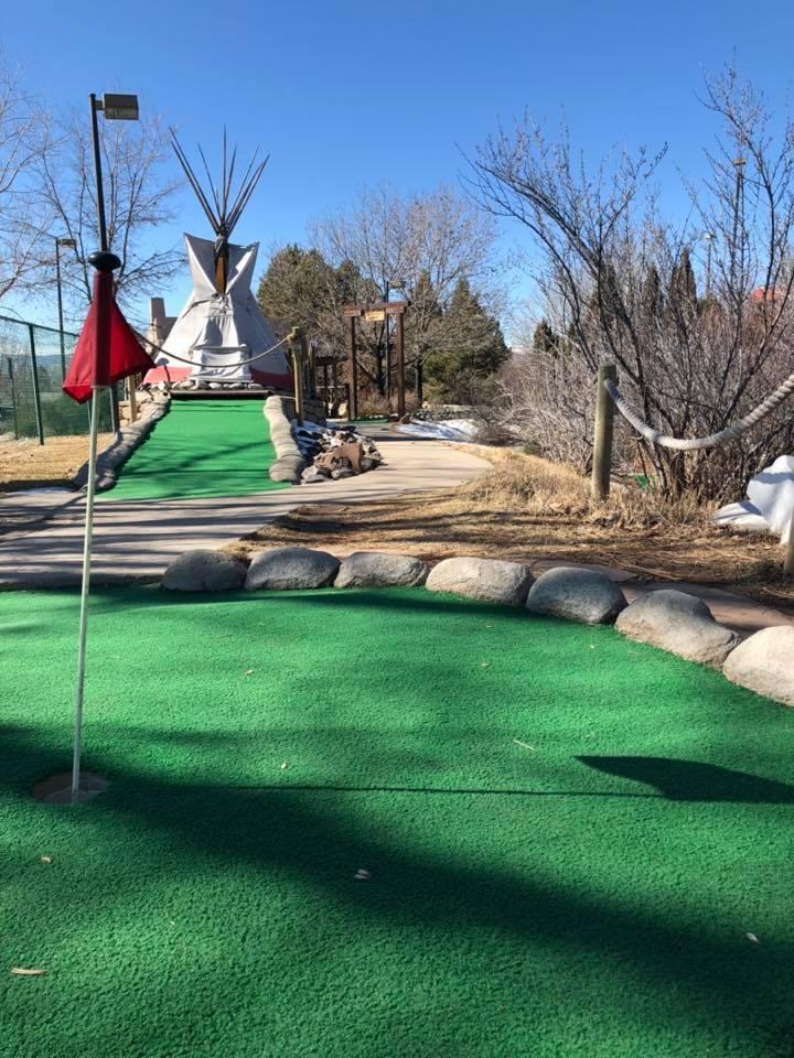 Mini Golf Courses in Colorado Journey Miniature Golf, CO