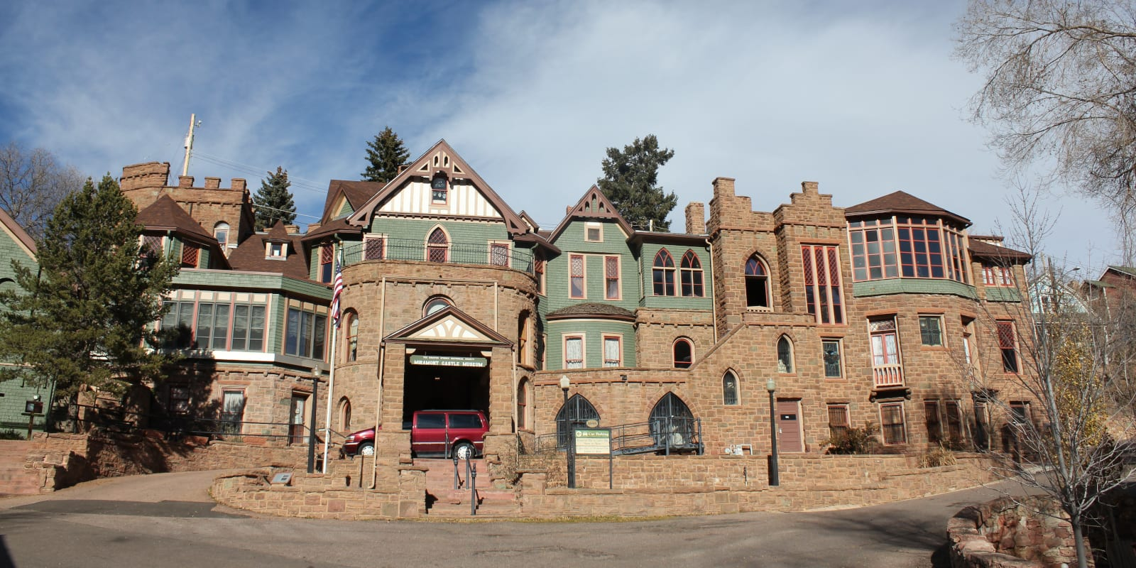 Miramont Castle Museum, CO