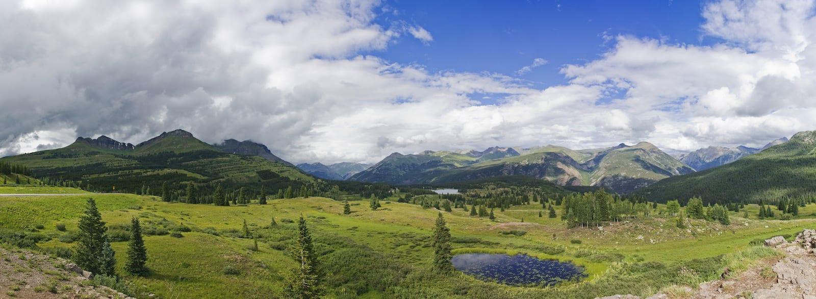 Molas Pass, CO