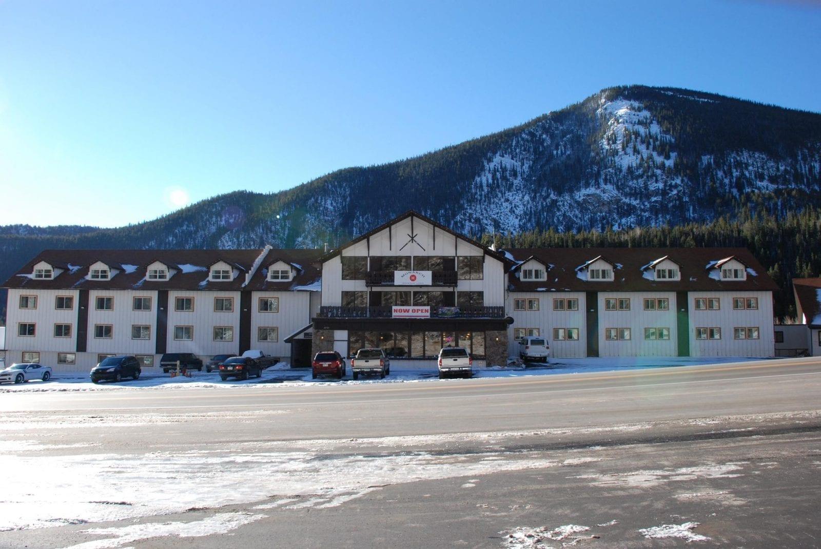 Monarch Mountain Lodge in Salida, CO