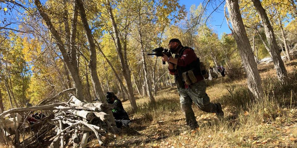 Paintball Adventures, CO