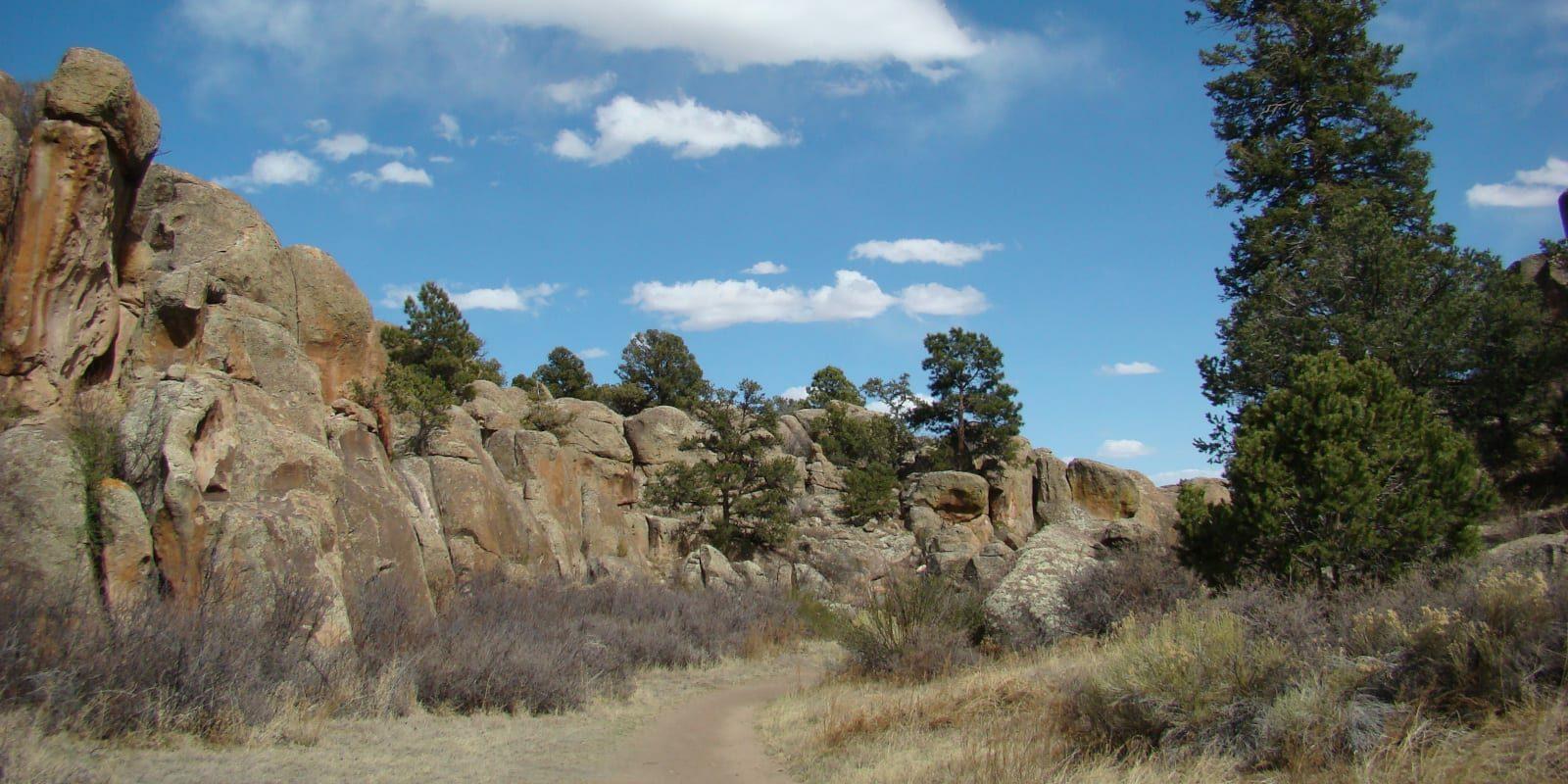 Penitente Canyon, CO