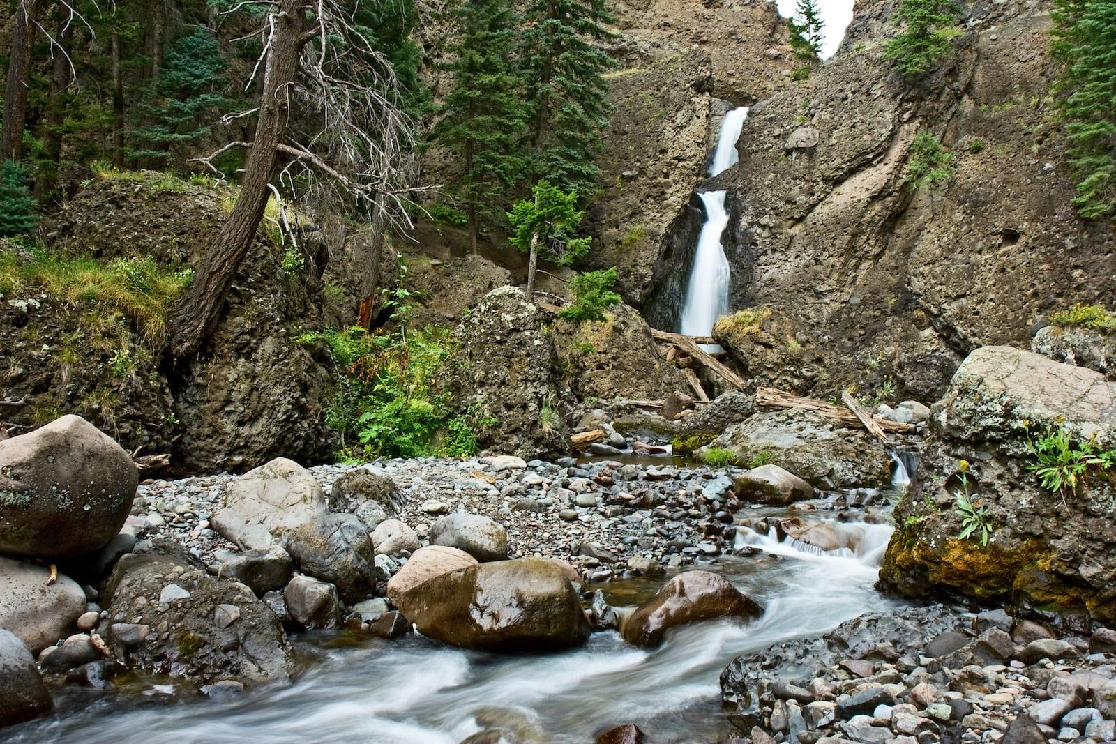 Piedra Falls, Colorado
