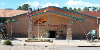 Rocky Mountain Dinosaur Resource Center, CO