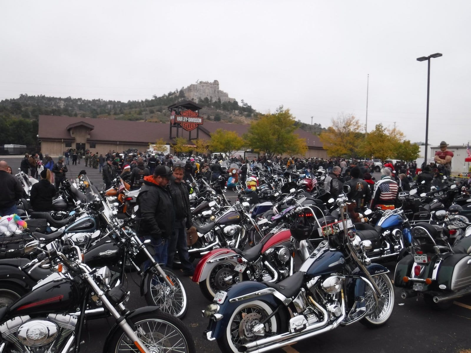 Rocky Mountain Motorcycle Museum in Colorado Springs