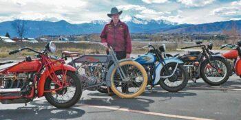 Rocky Mountain Motorcycle Museum in Colorado Springs