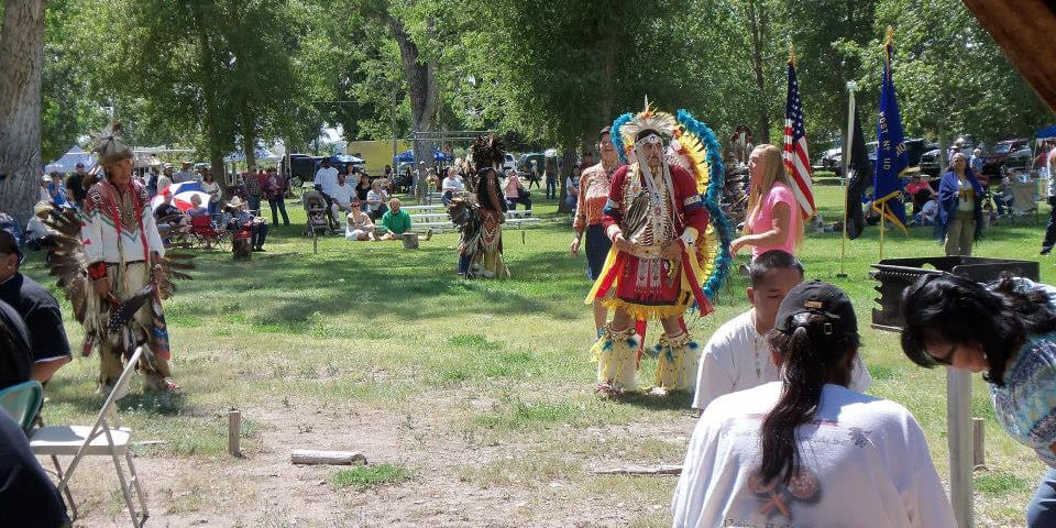 Saguache Community Pow Wow, CO