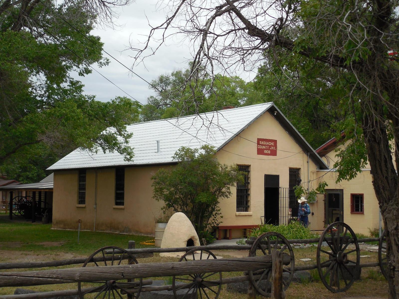 Saguache County Museum, CO