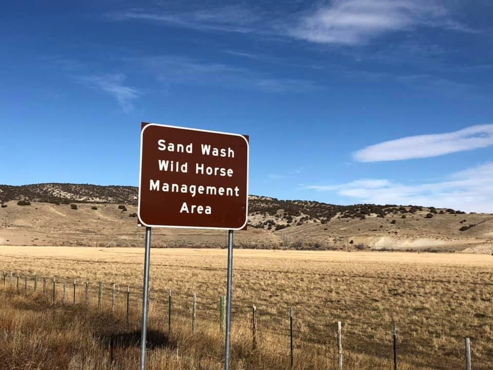 Sand Wash Basin, CO