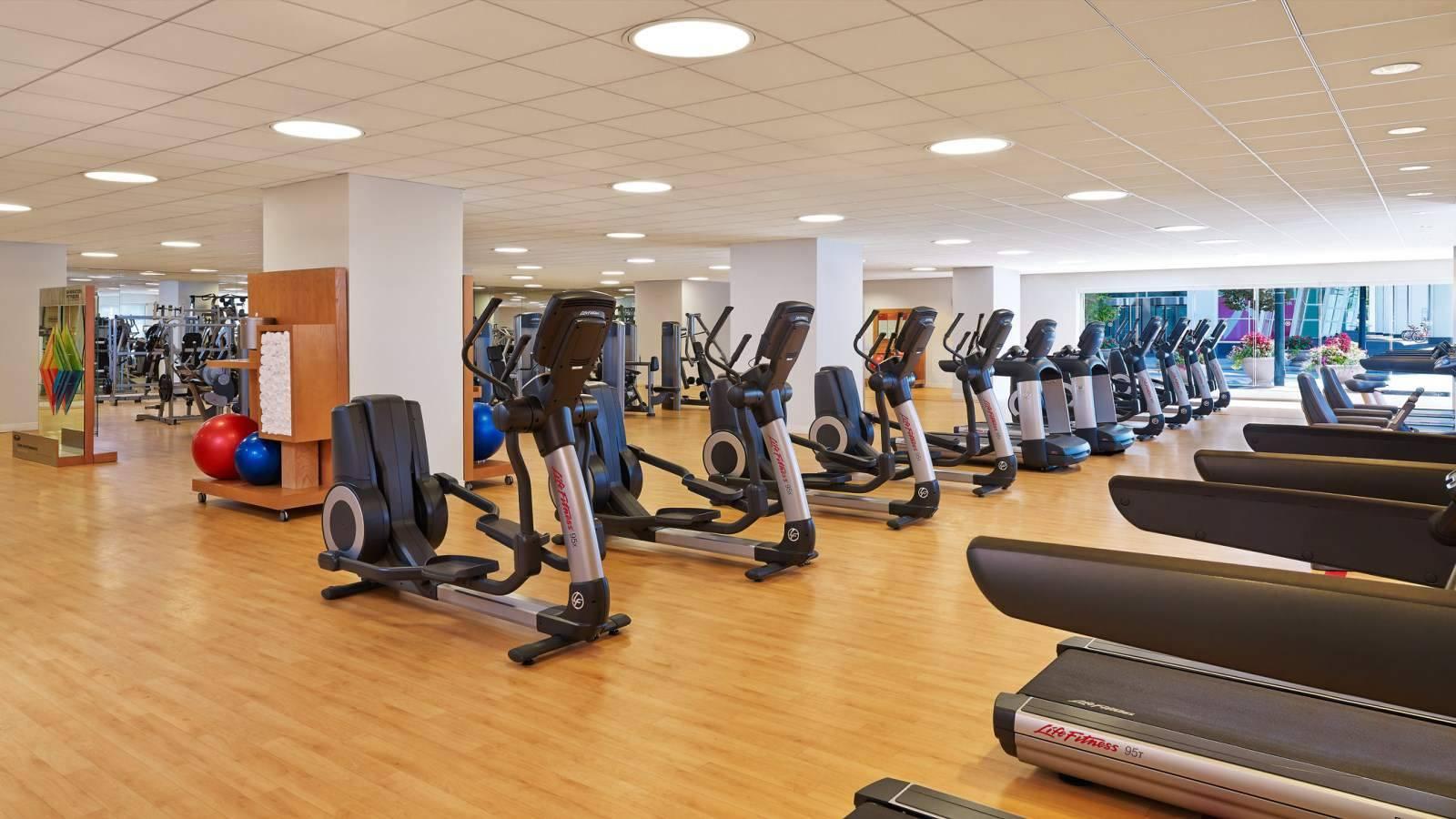 Fitness Center, CO