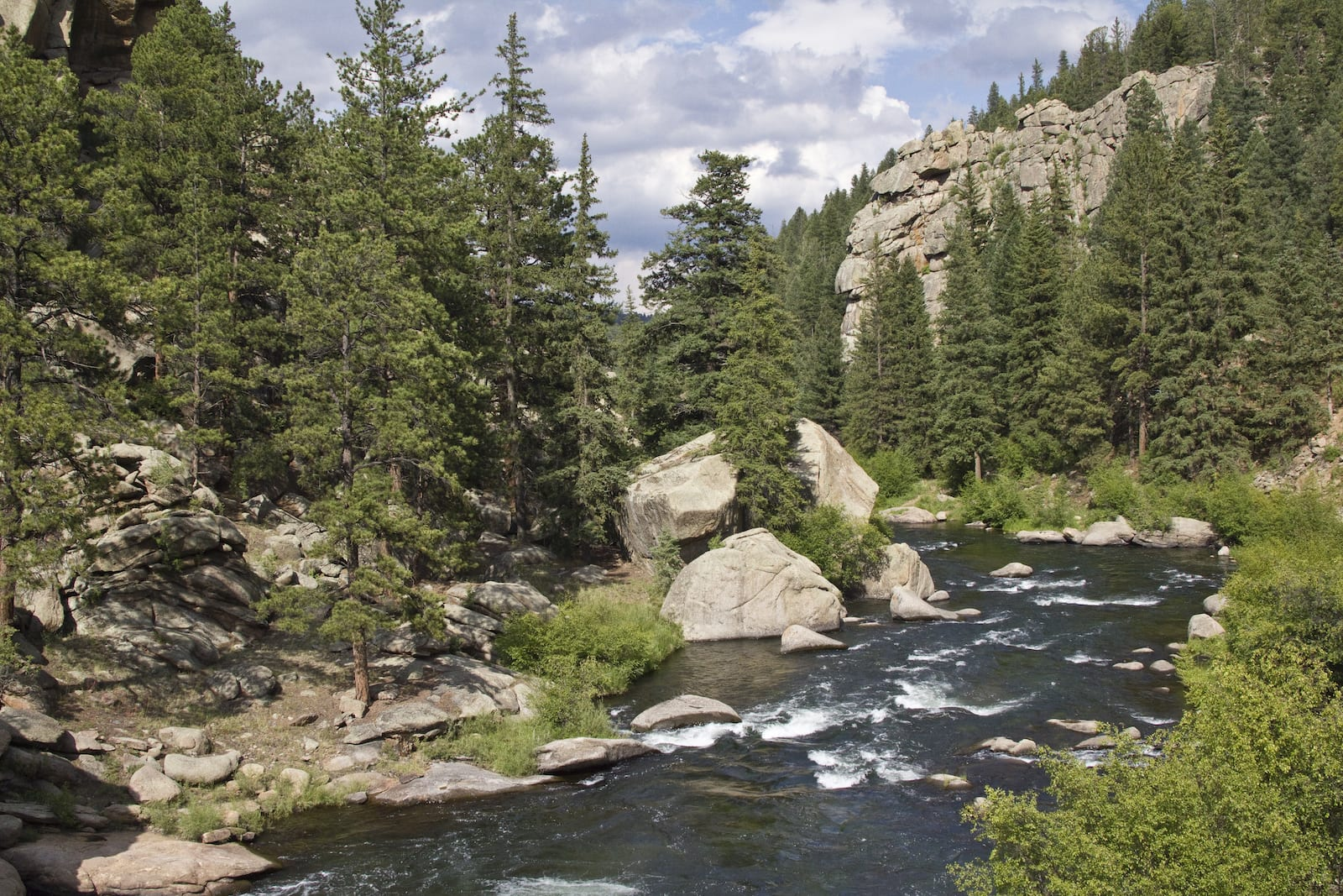 South Platte River, Colorado