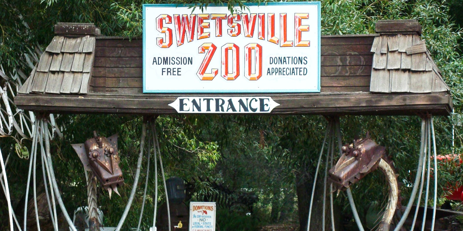 Swetsville Zoo, CO