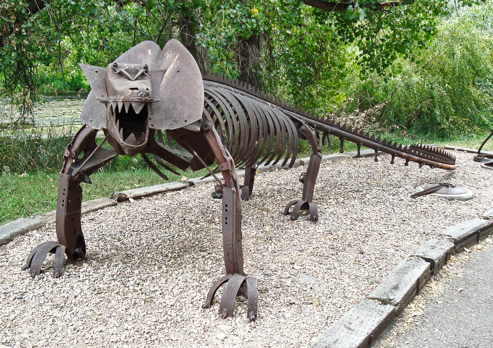 Swetsville Zoo, Fort Collins, Colorado
