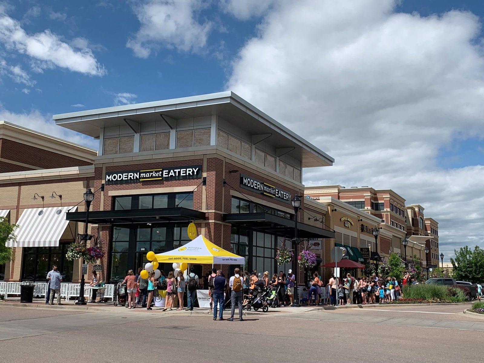 Modern Market Eatery in The Streets at SouthGlenn, CO