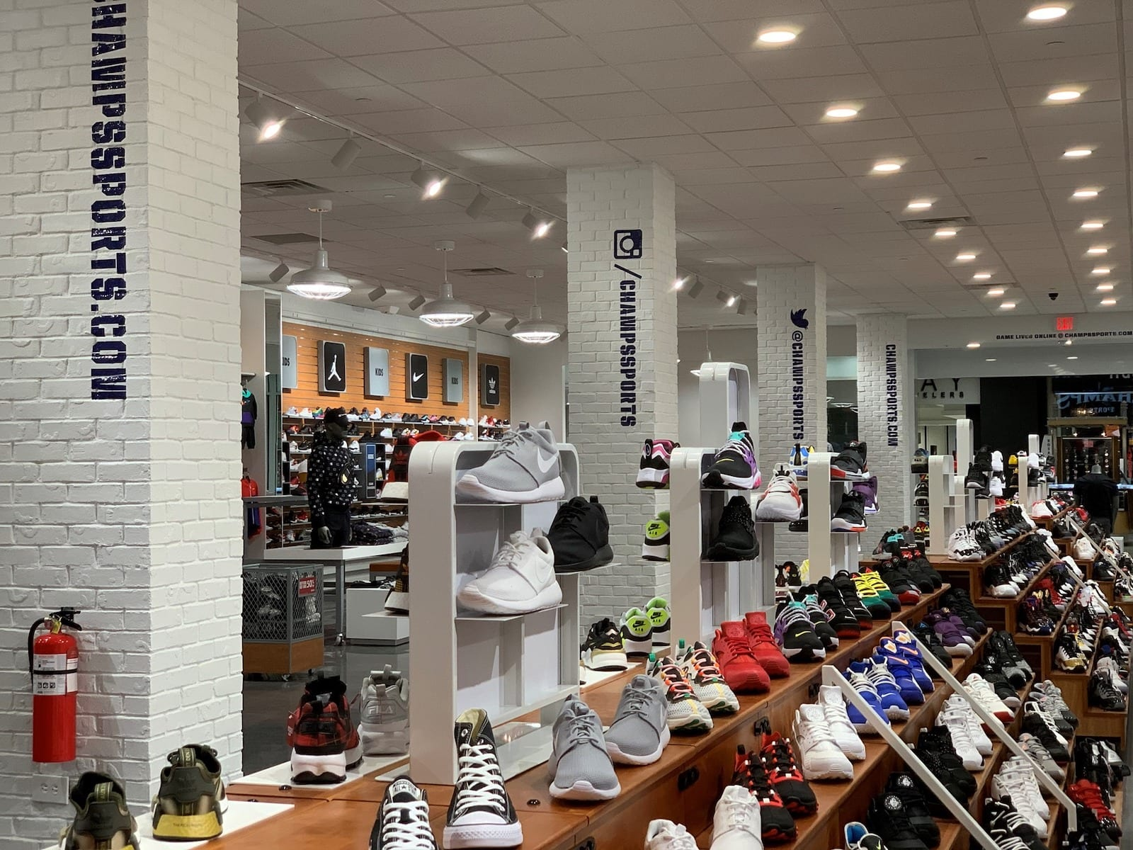 Champs Sports at Town Center at Aurora, CO