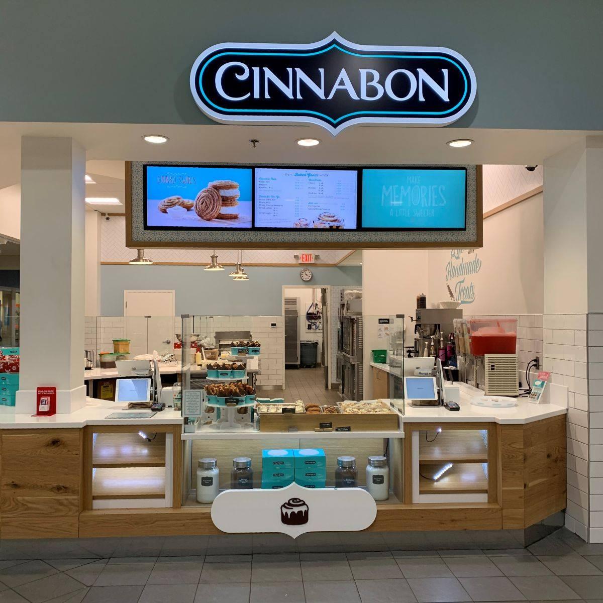 Cinnabon at Town Center at Aurora, CO