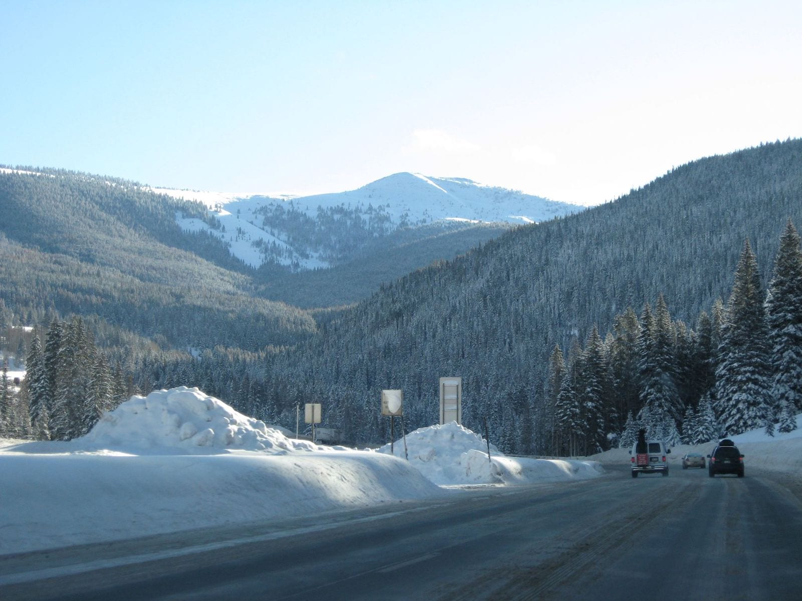 Vail Pass, CO