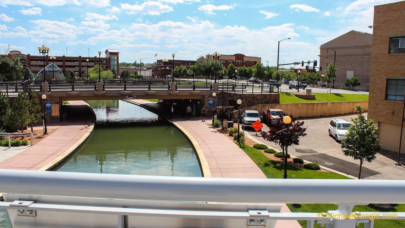 Veteran's Memorial Bridge, CO