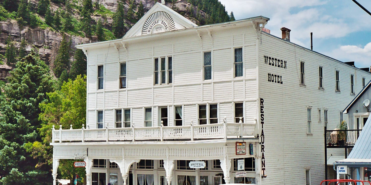 Western Hotel, Ouray, Colorado