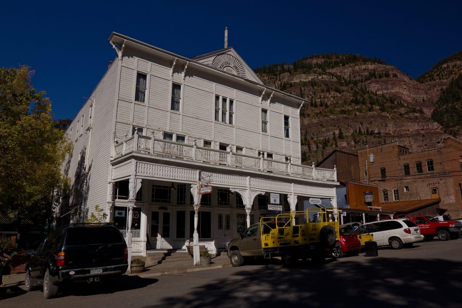 Western Hotel, Ouray, Colorado