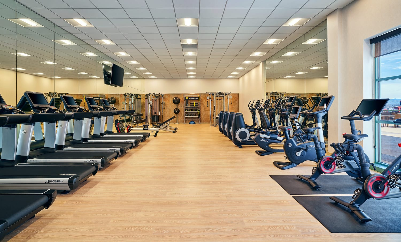 WestinWORKOUT Fitness Studio, Colorado
