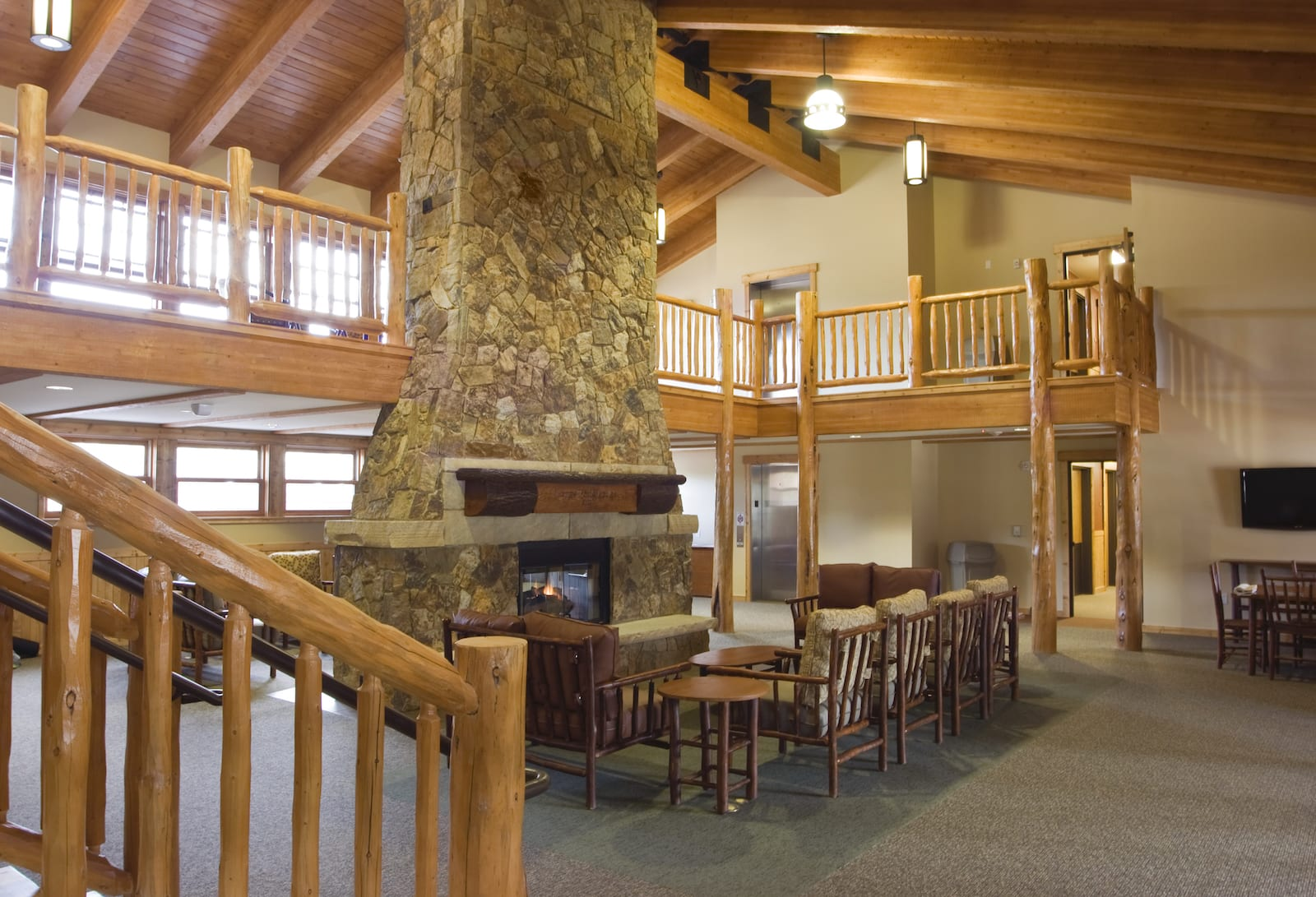 The Grand Lodge at YMCA of the Rockies, CO