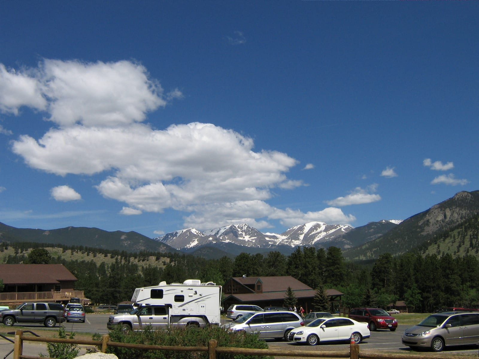 YMCA Of The Rockies, CO