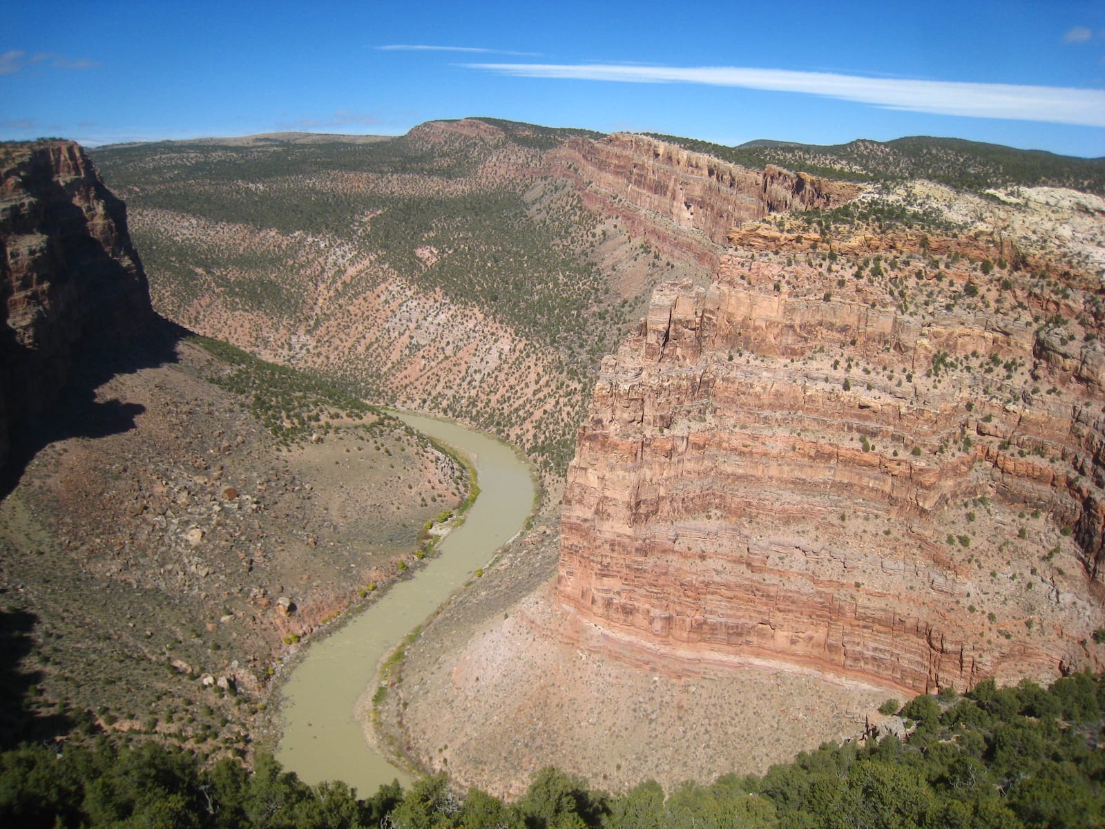Yampa River, Dinosaur National Monument, Colorado