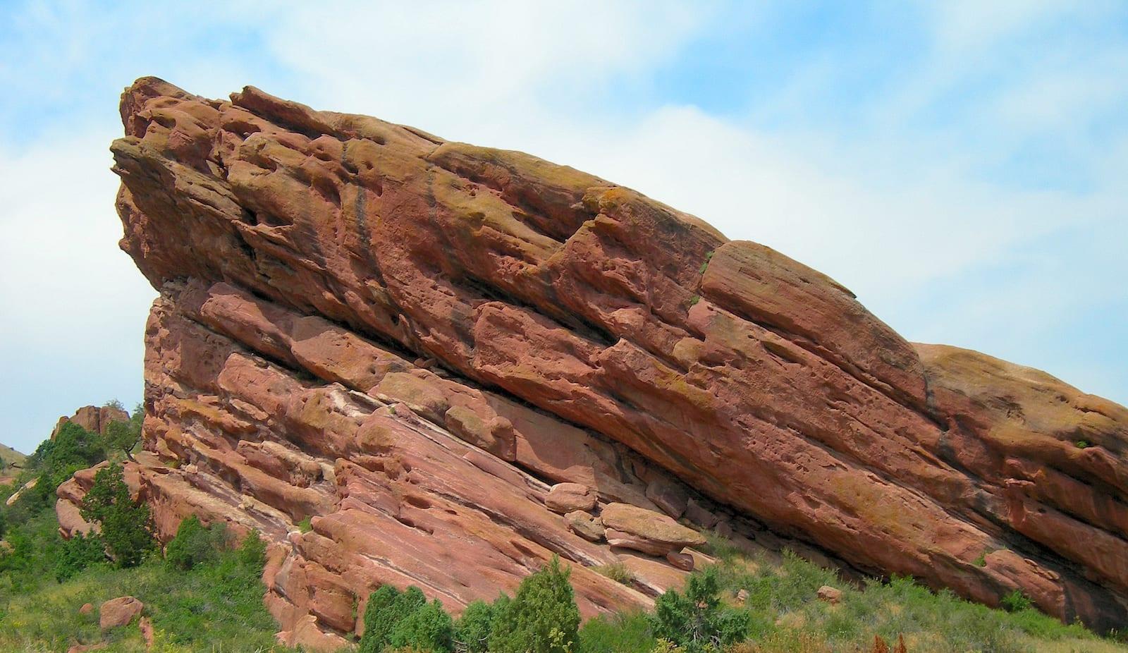 Ancestral Rocky Mountains Red Rocks Colorado