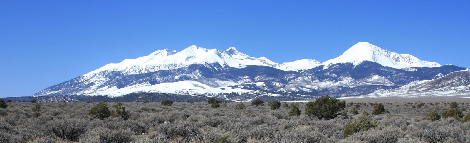 Blanca Peak Fort Garland Colorado