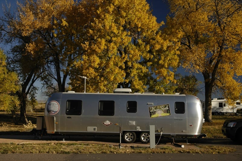 Cherry Creek State Park Camping RV Aurora Colorado