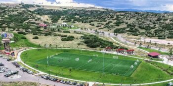 Phillip S. Miller Park Soccer Field Castle Rock CO