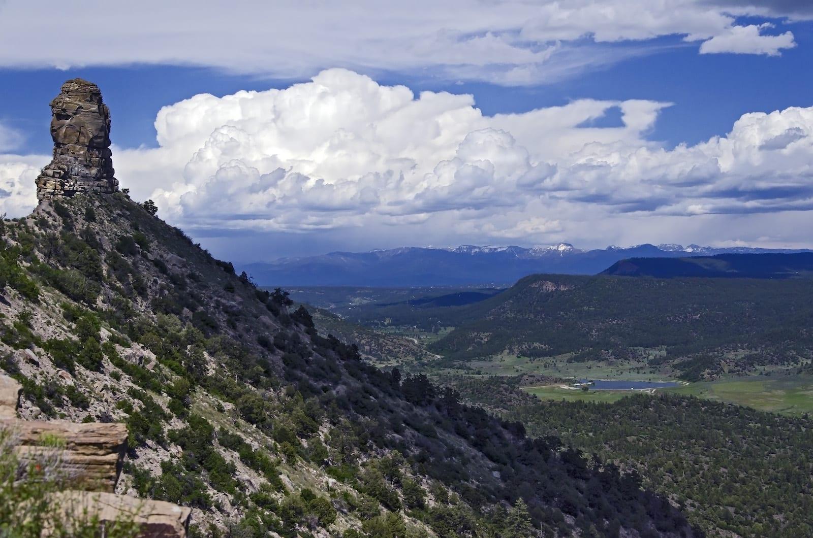 Chimney Rock National Monument Colorado
