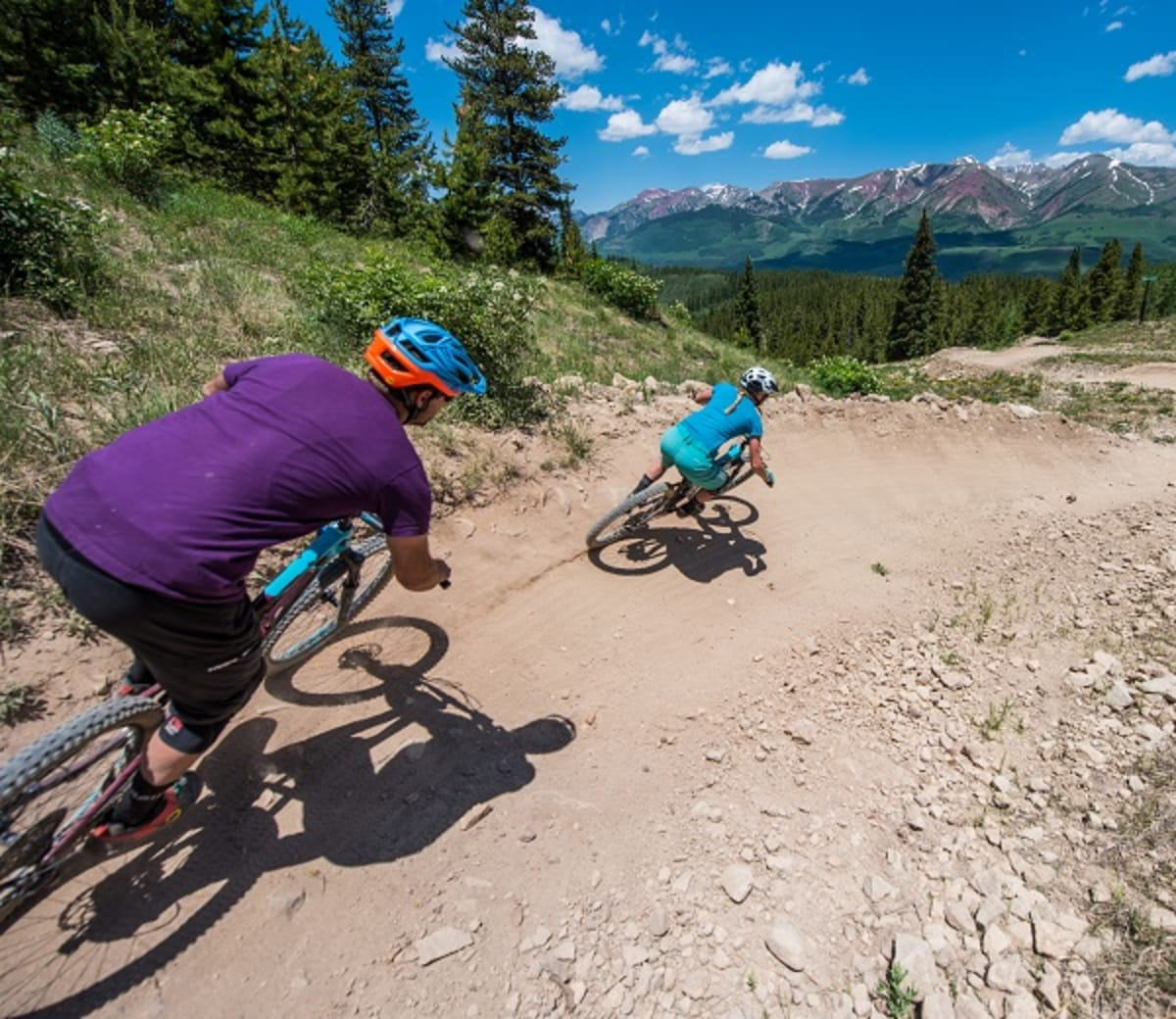 Crested Butte Mountain Bike Park Trail