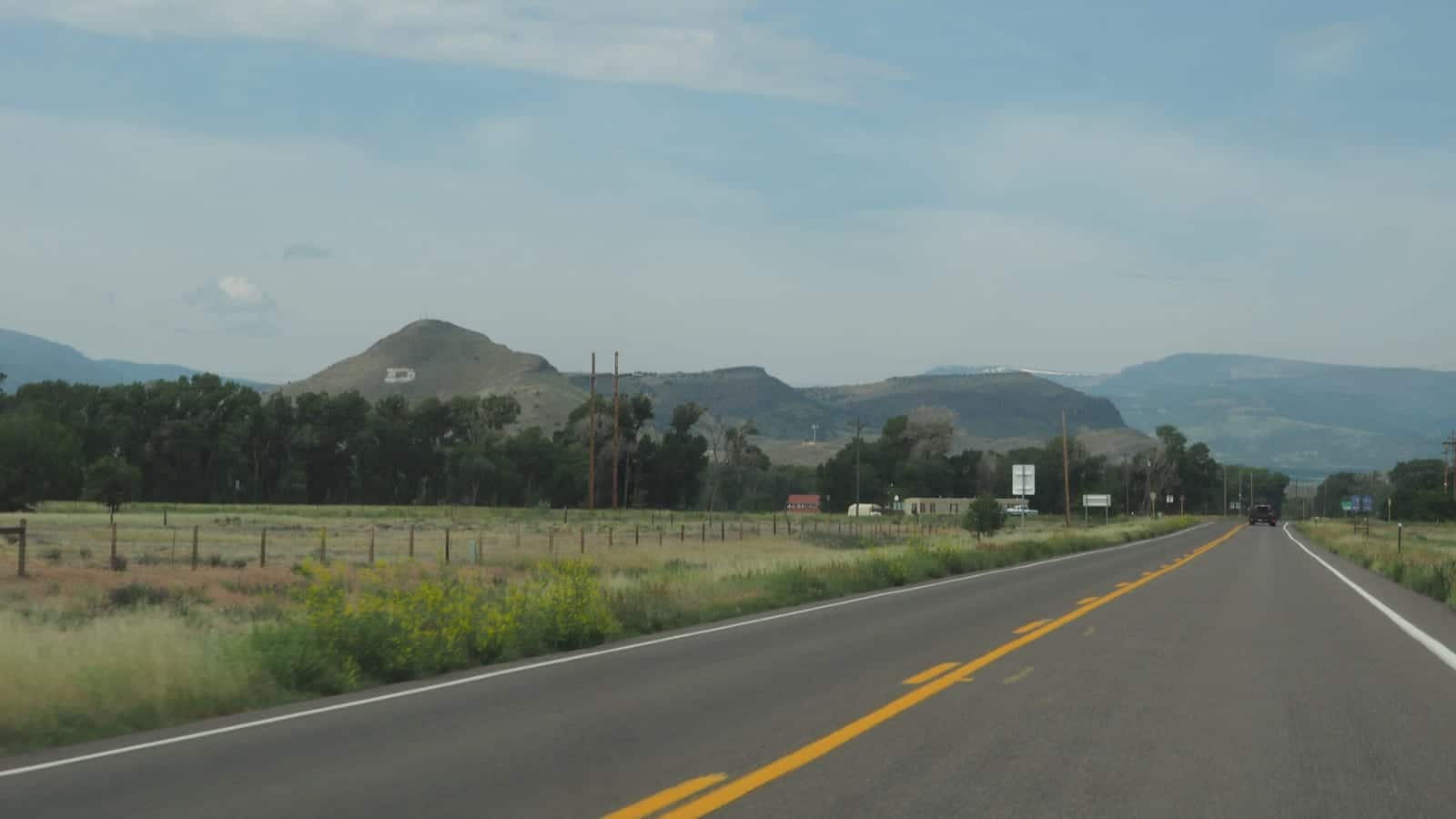 Del Norte CO D on Mountainside