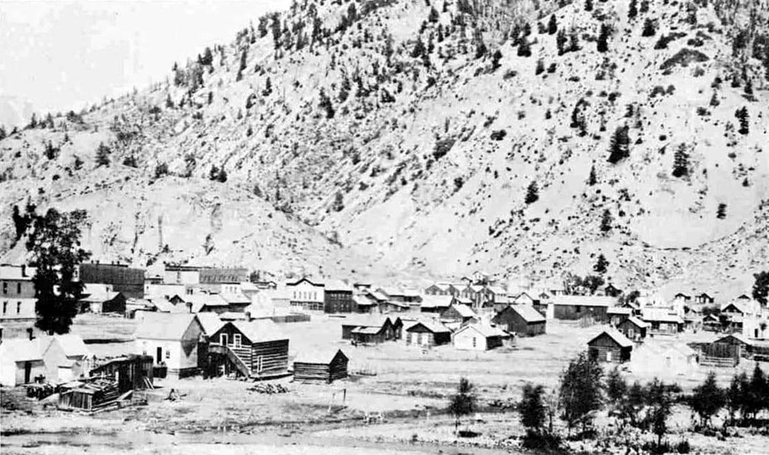 Lake City CO Circa 1880