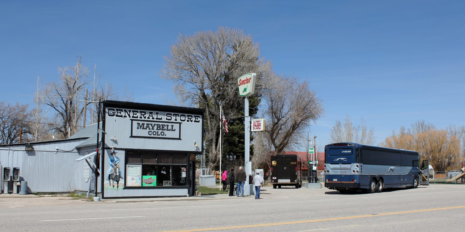 Maybell Colorado General Store