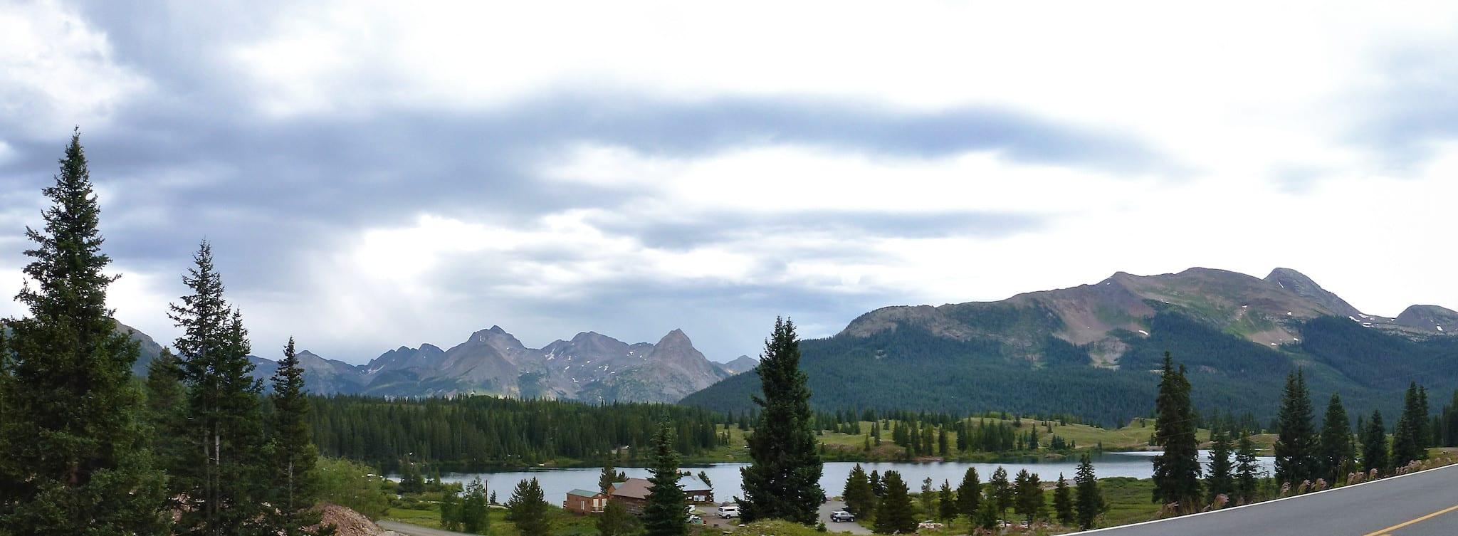 Molas Lake Park and Campground Silverton CO