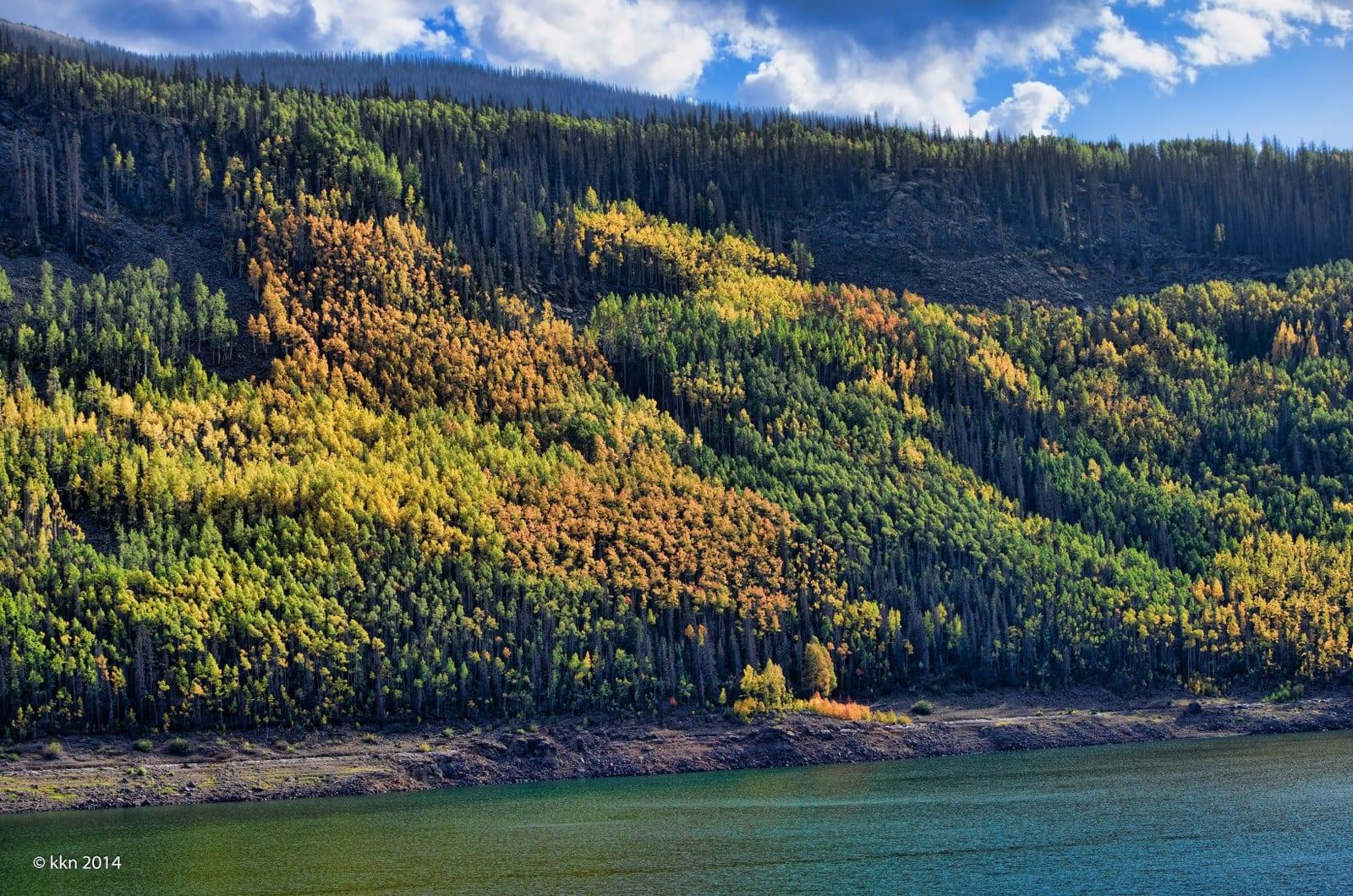 Rio Grande Reservoir, CO