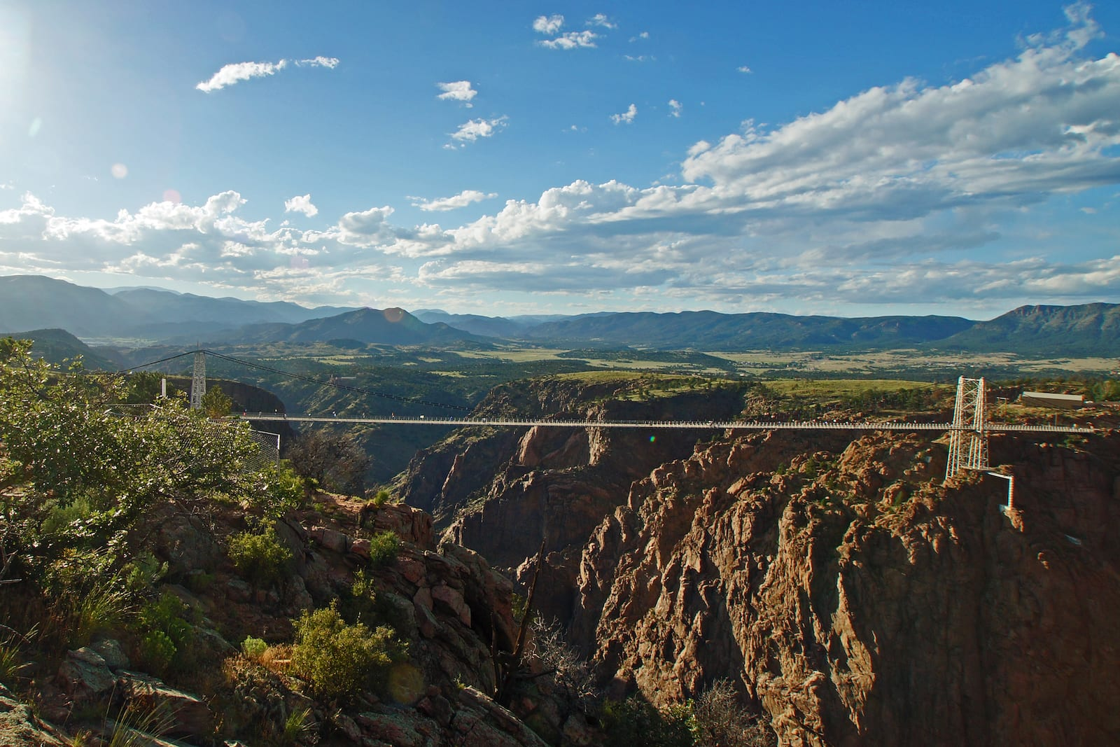Royal Gorge Bridge and Park Canon City CO