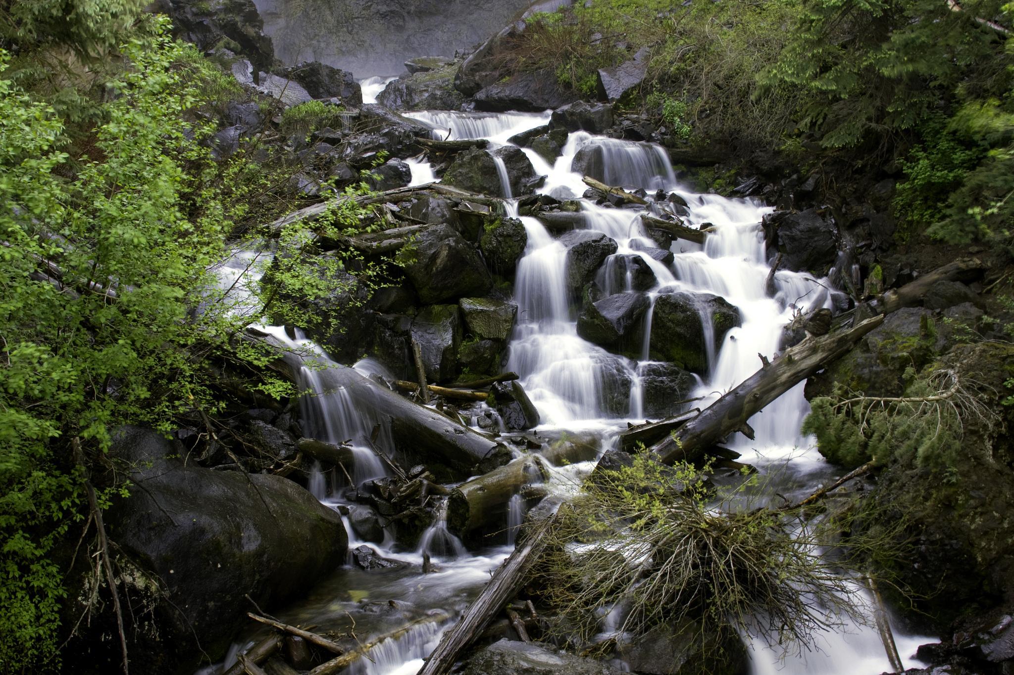 Treasure Falls Waterfall Pagosa Springs Colorado