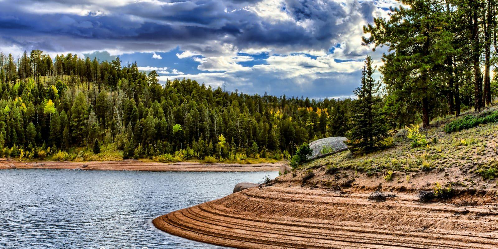Rampart Reservoir Woodland Park CO
