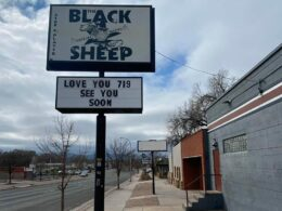 The Black Sheep in Colorado Springs
