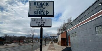 The Black Sheep in Colorado Springs